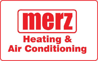 Merz Heating and Air Conditioning Logo